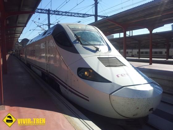 RENFE alarga el tiempo de viaje en los trenes ALVIA Santander – Alicante y Gijón – Alicante por obras en el túnel Chamartín – Atocha