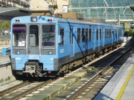 Tren EuskoTren