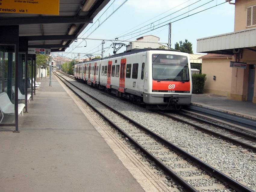 Suspendido Los Trenes 21 Y 22 Julio Entre Hospitalet Carrilet Y Sant Josep Vivir El Tren Historias De Trenes