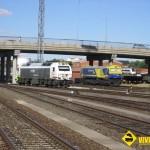 Maquina estación Salamanca