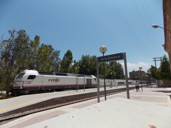 RENFE amplia el periodo de circulación del TALGO Madrid – Lorca – Águilas