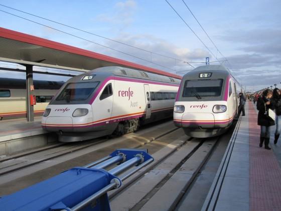 Reajuste de los horarios de los trenes AVANT Toledo – Madrid