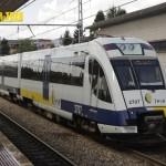 tren FEVE Santander Oviedo