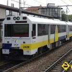 tren FEVE Oviedo Llanes