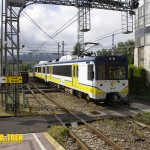 tren FEVE Gijon Laviana