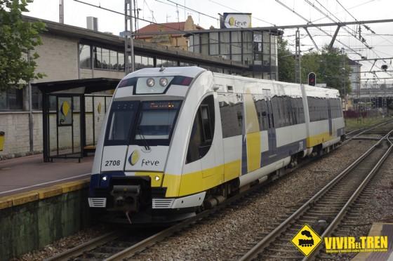 tren FEVE Regional
