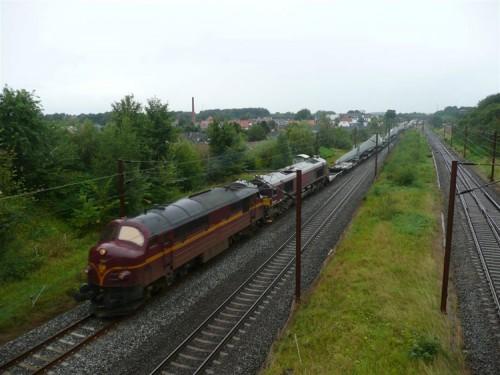 Tren Mercancias Aspas