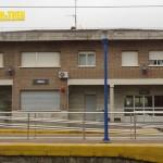 Estacion tren Araia