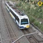 Tren FEVE Cercanias