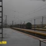 Tren mercancias Araia