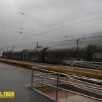 Tren mercancias Vitoria