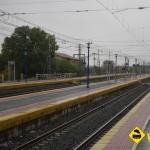 andenes estacion tren Araia