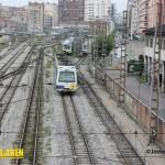 trenes FEVE Santander