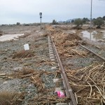via tren Lorca Aguilas