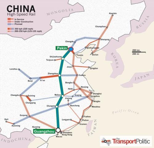 Alta Velocidad China
