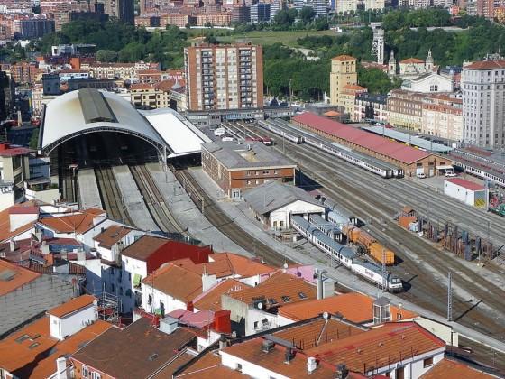 Dispositivo especial de RENFE Cercanías Bilbao durante las navidades