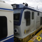 Maquina tren FEVE