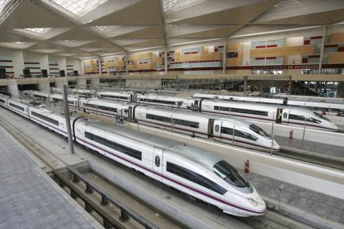 El precio de los billetes, en los trenes AVE, será mas barato en 2013