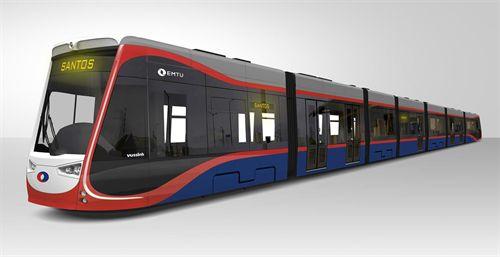 Vossloh España se adjudica un pedido de 22 tranvías para Brasil por 90 millones de €