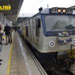 Tren Estrella del Cantabrico Gijón