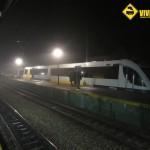 Trenes FEVE Nava