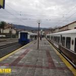 Trenes turisticos FEVE Cabezon de la Sal