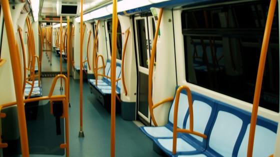 Tensión vivida por los 600 pasajeros atrapados en un convoy de Metro Madrid