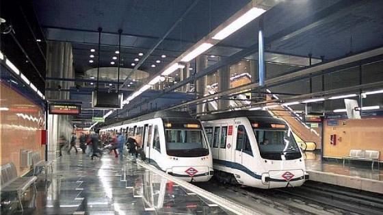 Servicios mínimos de Metro Madrid para los paros parciales del 13 y 14 de diciembre