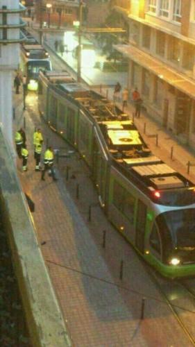 Tranvía Vitoria