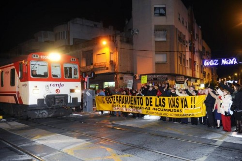 Tren Santiago el Mayor