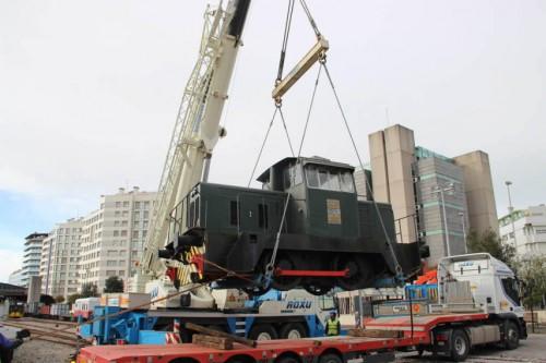locomotora diesel MSP