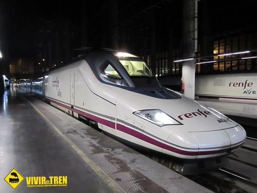 RENFE crea una tercera frecuencia diaria AVE entre Barcelona y Sevilla