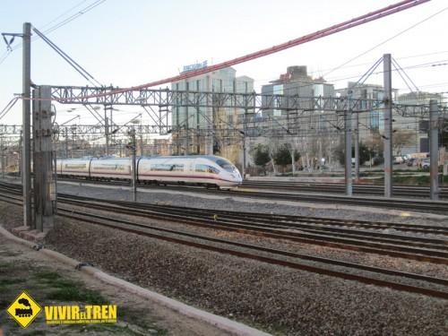 Se cumplen 5 años de la puesta en funcionamiento de la línea AVE Madrid – Barcelona