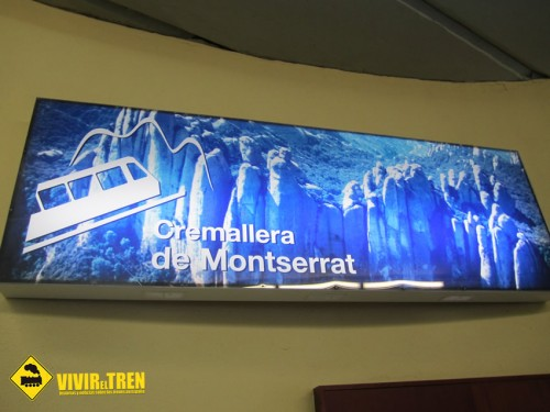 Cartel Cremallera Montserrat