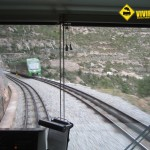 Cruce tren Montserrat