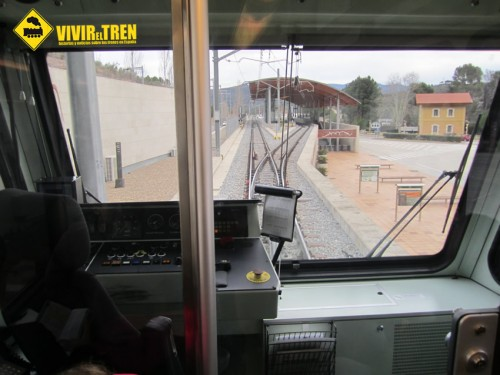 FGC Tren Cremallera Montserrat