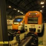 Rodalies Cataluña estación França