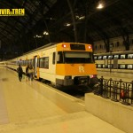 Rodalies estación de França