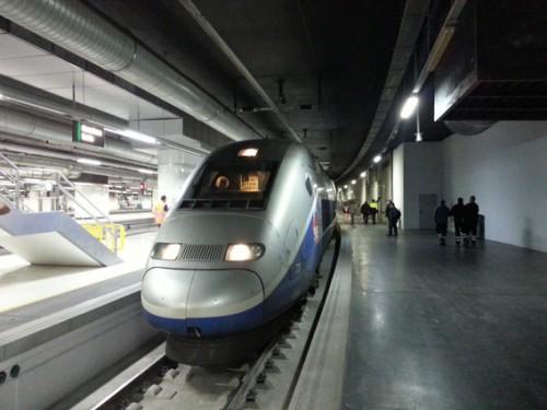 TGV Barcelona
