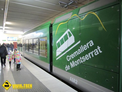 Tren Cremallera