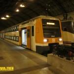 Tren Rodalies 2 pisos