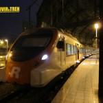 Tren Rodalies estación de França