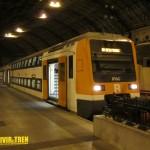 Tren estación de França