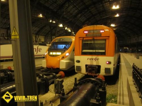Todos los servicios de Rodalies y Regionales de Cataluña con retrasos superiores a 15min se devolverá el billete al viajero