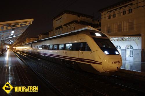 RENFE pone un Intercity en Semana Santa entre Vitoria y Barcelona