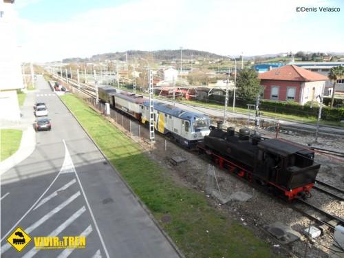 Locomotora VA8