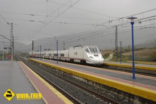 Los trenes de Cercanías, Media Distancia, AVE y Larga Distancia perdieron pasajeros en 2012