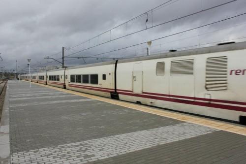 RENFE comienza a sustituir los trenes Alaris «García Lorca» por material Talgo
