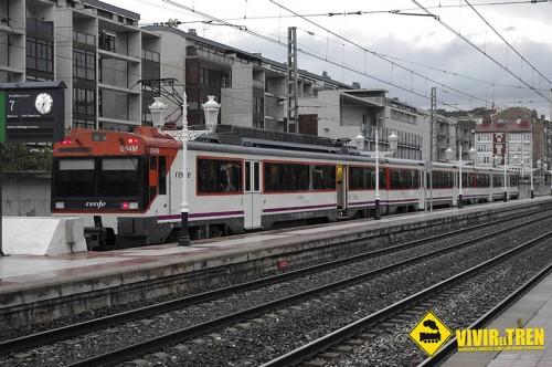 Los trenes Regionales pararán una vez al día en estaciones con menos de 5 pasajeros diarios y dejarán de parar en estaciones de 1 pasajero diario
