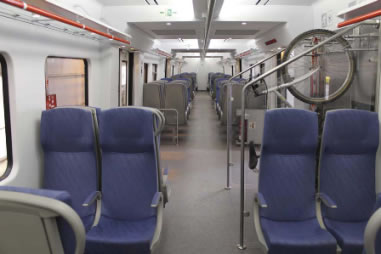 Remodelación de los trenes de la línea R-3 Barcelona – Puigcerda